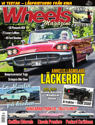 Wheels Magazine 2018-02-13
