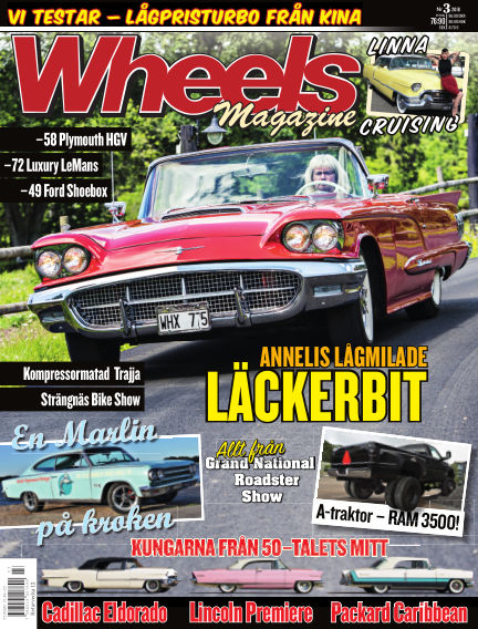 Wheels Magazine February 13, 2018 00:00