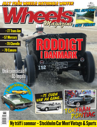 Wheels Magazine 2018-03-20
