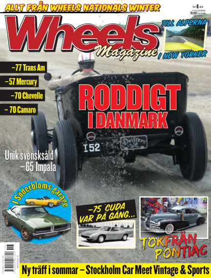 Wheels Magazine March 20, 2018 00:00