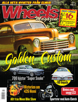 Wheels Magazine 2018-04-17