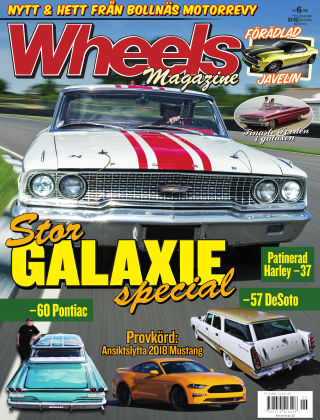 Wheels Magazine 2018-05-15