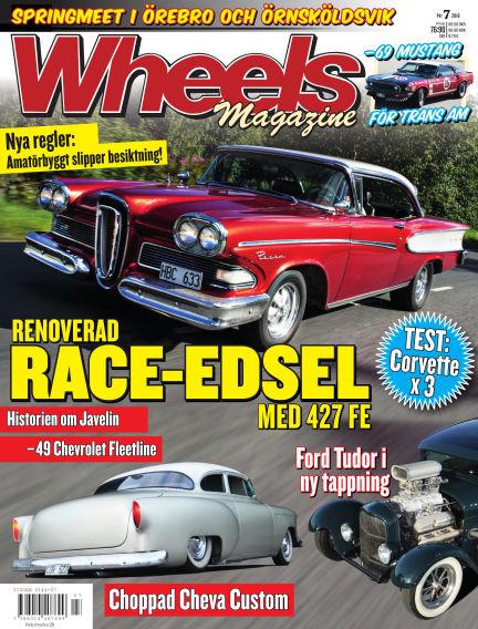 Wheels Magazine June 19, 2018 00:00