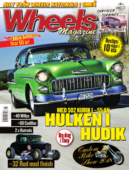 Wheels Magazine July 17, 2018 00:00