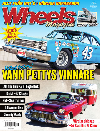 Wheels Magazine 2018-08-21