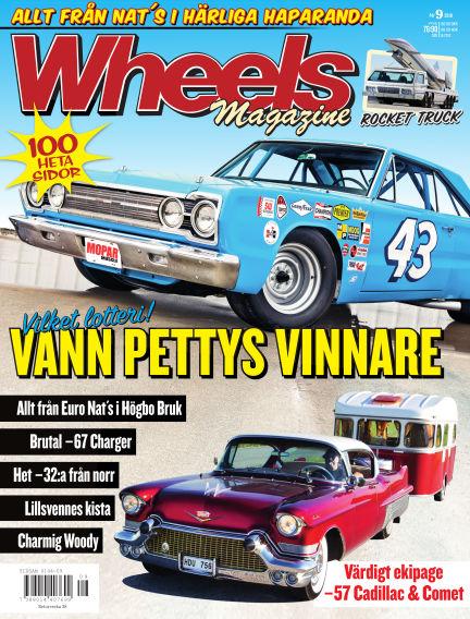 Wheels Magazine August 21, 2018 00:00
