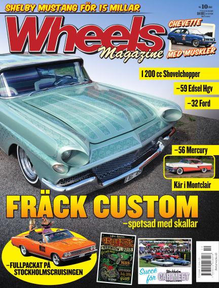 Wheels Magazine September 18, 2018 00:00