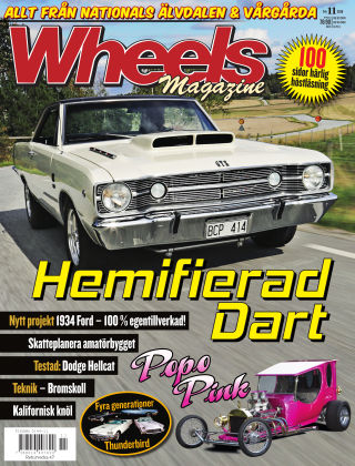 Wheels Magazine 2018-10-23