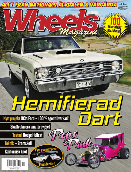 Wheels Magazine October 23, 2018 00:00