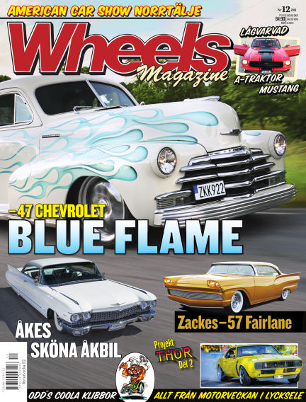 Wheels Magazine November 20, 2018 00:00
