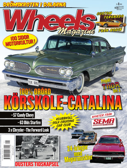 Wheels Magazine December 28, 2018 00:00
