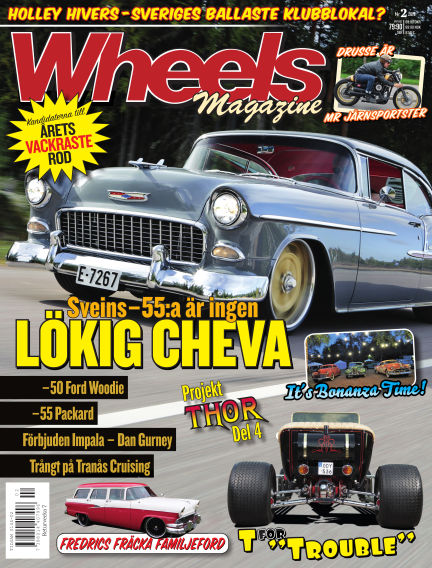 Wheels Magazine January 17, 2019 00:00