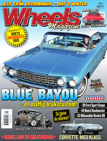 Wheels Magazine March 19, 2019 00:00