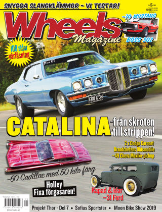 Wheels Magazine 2019-04-18