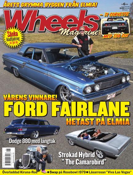 Wheels Magazine May 16, 2019 00:00