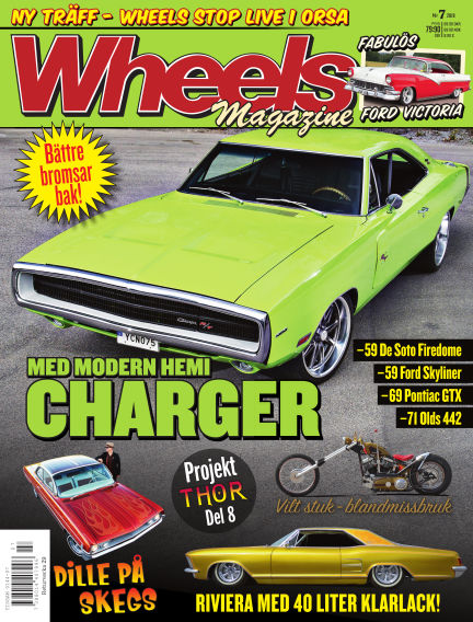 Wheels Magazine June 18, 2019 00:00