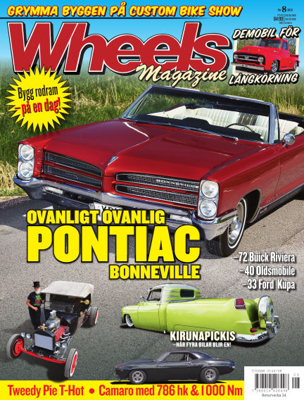Wheels Magazine July 16, 2019 00:00