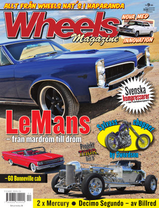 Wheels Magazine 2019-08-20