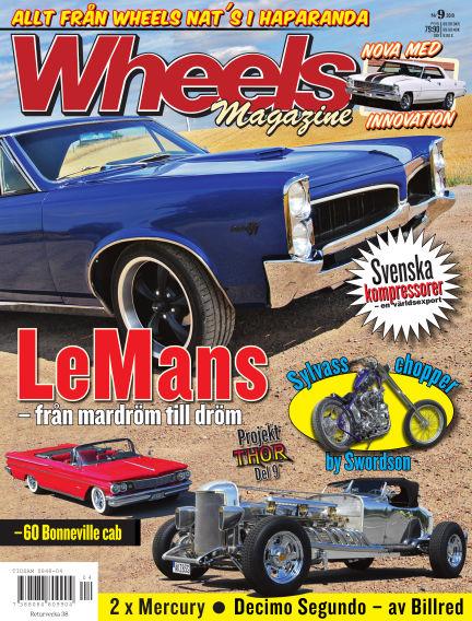Wheels Magazine August 20, 2019 00:00
