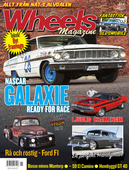 Wheels Magazine October 22, 2019 00:00