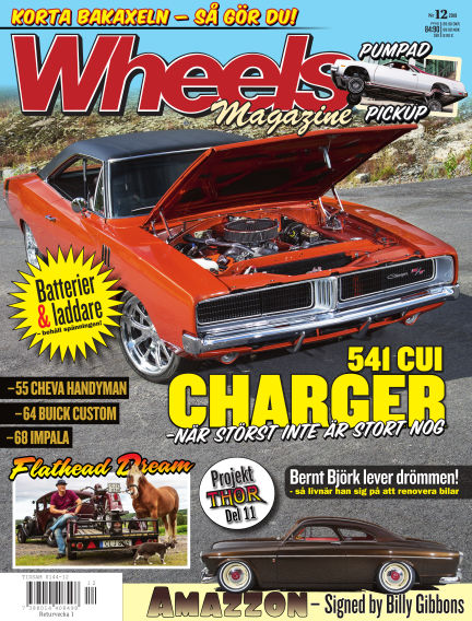Wheels Magazine November 21, 2019 00:00