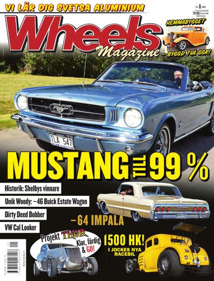 Wheels Magazine December 30, 2019 00:00