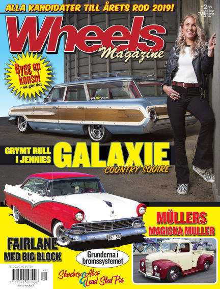 Wheels Magazine January 16, 2020 00:00
