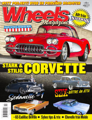 Wheels Magazine 2020-03-19