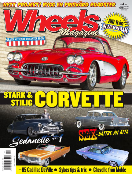 Wheels Magazine March 19, 2020 00:00
