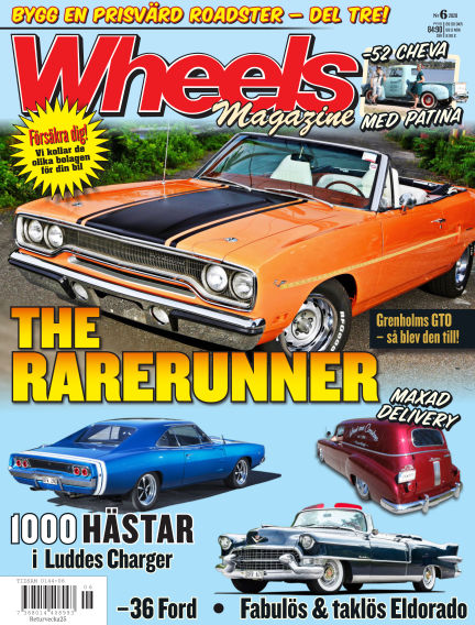 Wheels Magazine May 19, 2020 00:00