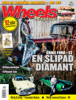 Wheels Magazine 2020-08-20