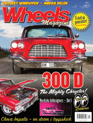 Wheels Magazine Nr 7 2021