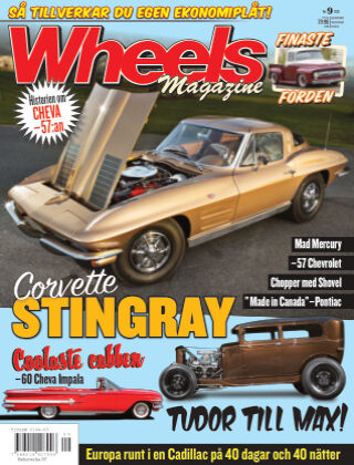 Wheels Magazine Nr 9 2021