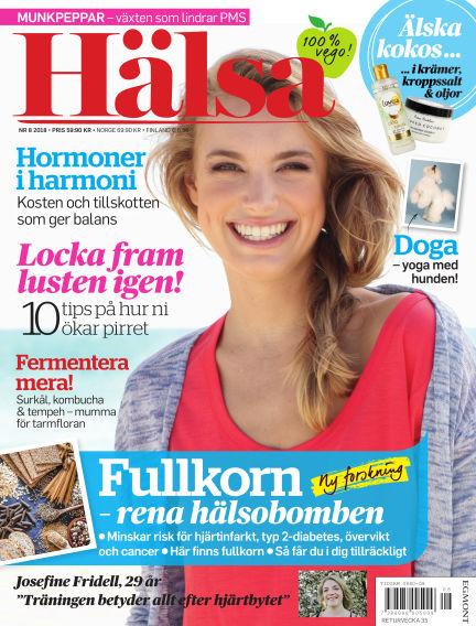 Hälsa July 26, 2018 00:00