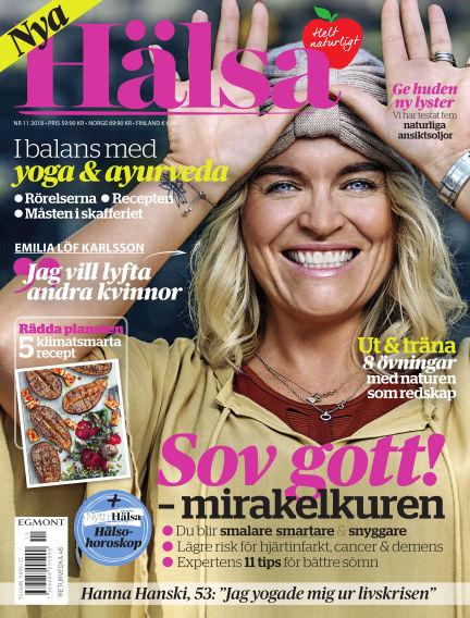 Hälsa October 25, 2018 00:00