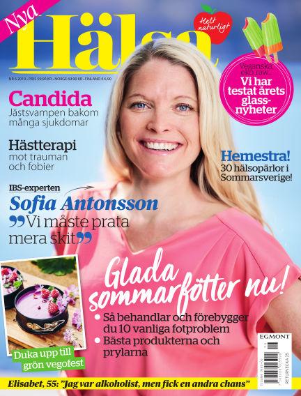 Hälsa May 23, 2019 00:00
