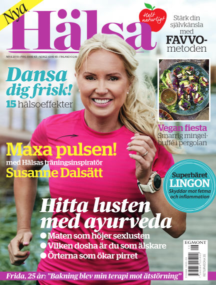Hälsa July 25, 2019 00:00