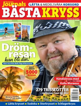 Hemmets Journals Bästa Kryss 2017-09-14