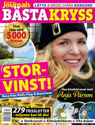 Hemmets Journals Bästa Kryss 2017-03-16