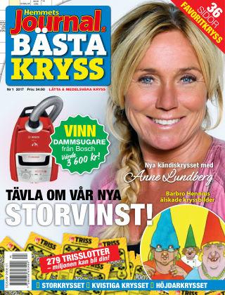 Hemmets Journals Bästa Kryss 2017-01-12