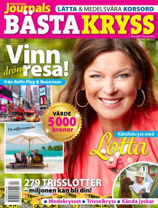 Hemmets Journals Bästa Kryss 2017-07-13