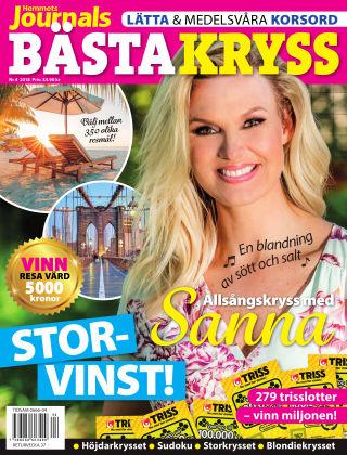 Hemmets Journals Bästa Kryss 2018-07-12