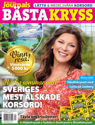 Hemmets Journals Bästa Kryss 2019-07-11