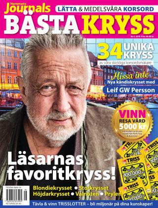 Hemmets Journals Bästa Kryss 2019-09-10