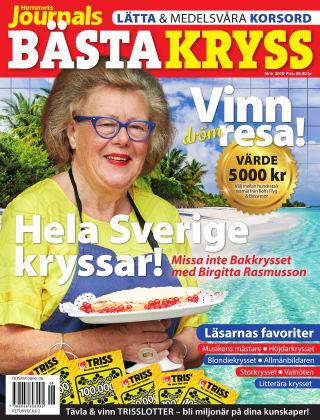 Hemmets Journals Bästa Kryss 2019-11-14