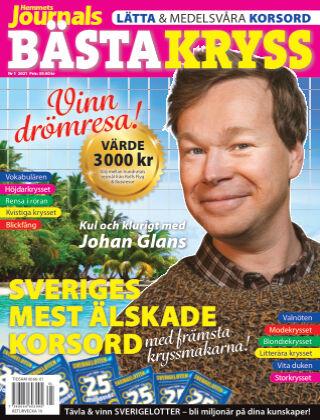 Hemmets Journals Bästa Kryss 2021-01-07