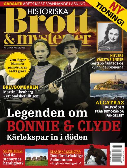 Historiska Brott & Mysterier December 12, 2017 00:00