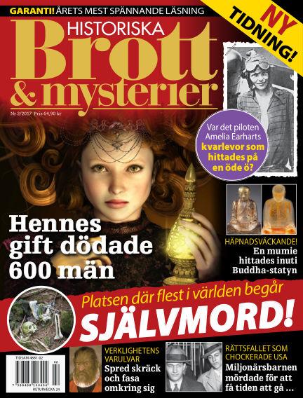 Historiska Brott & Mysterier April 11, 2017 00:00