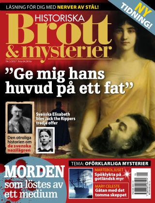 Historiska Brott & Mysterier 2017-01-17