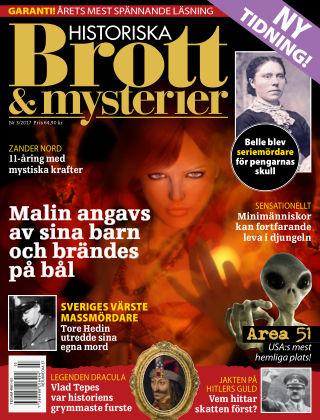 Historiska Brott & Mysterier 2017-07-13